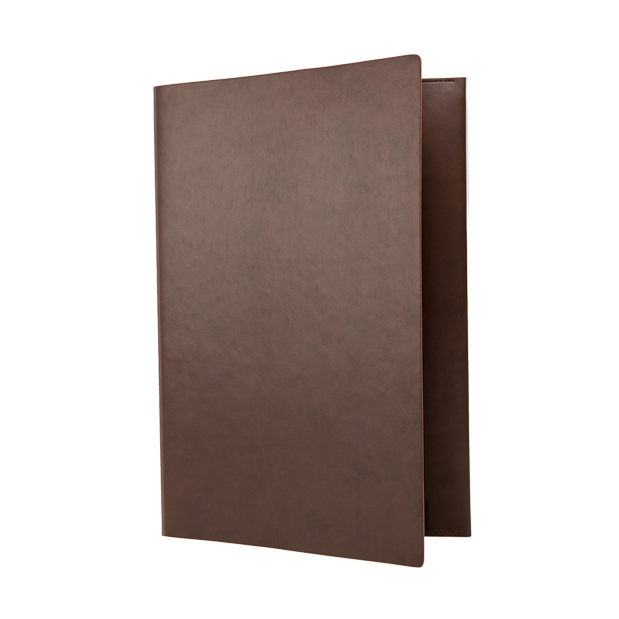 Daycraft Signature Envelope Holder - A4, Brown