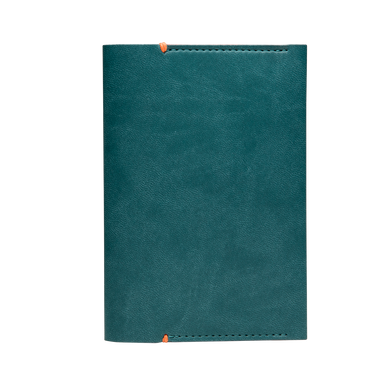 Daycraft Signature Passport Holder - Green