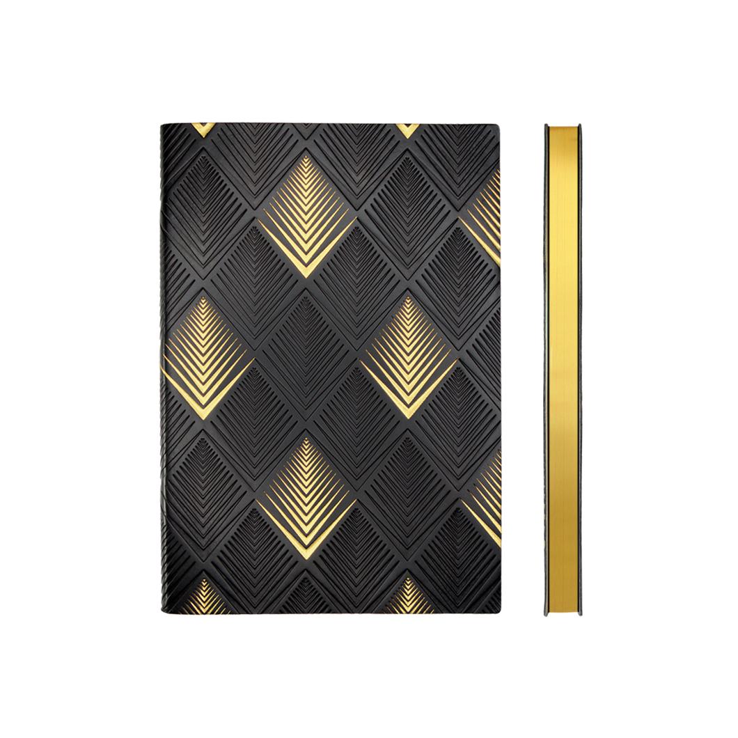 Daycraft Art Deco Notebook - Pyramind