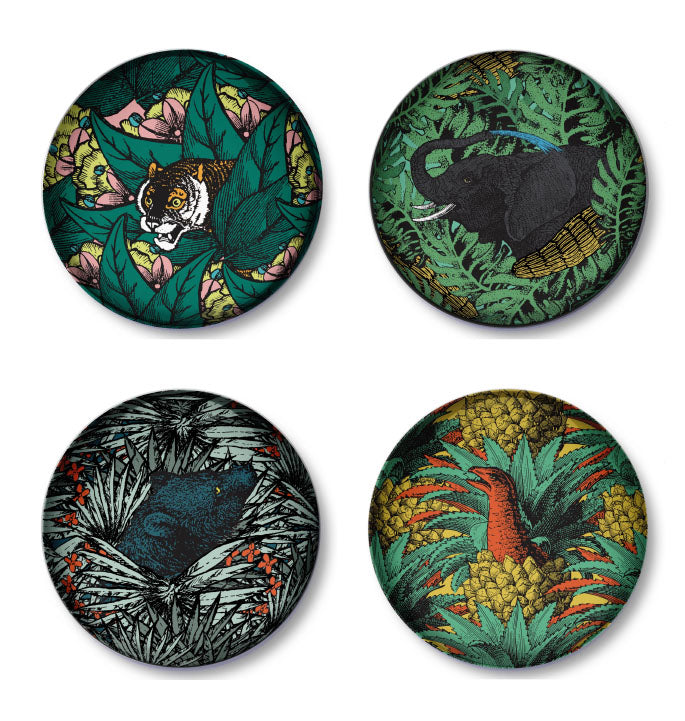Safari #1 Magnet Set