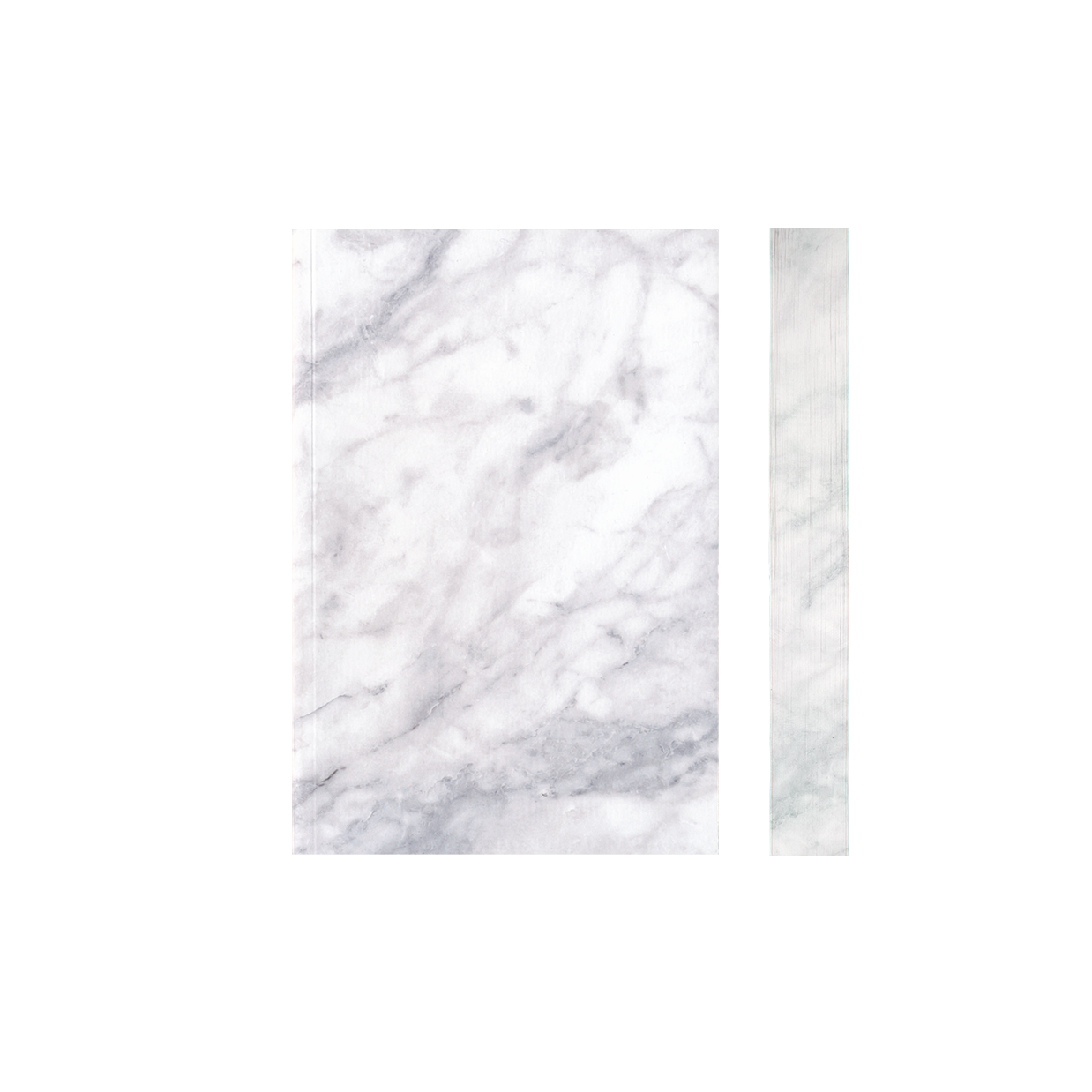 Daycraft Slab Notebook - Statuario Marble, A6