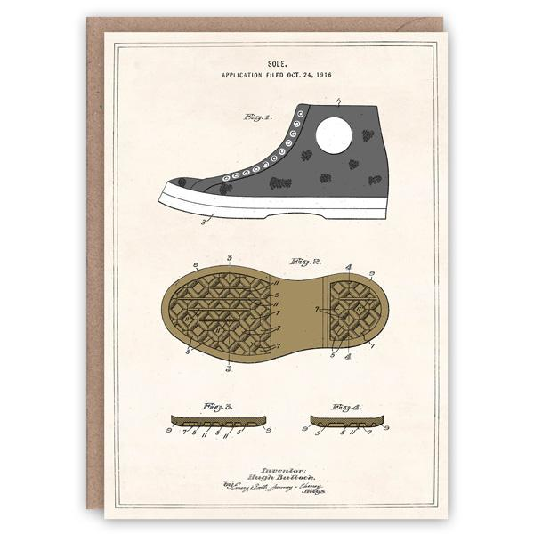 The Pattern Book Rubber Sole