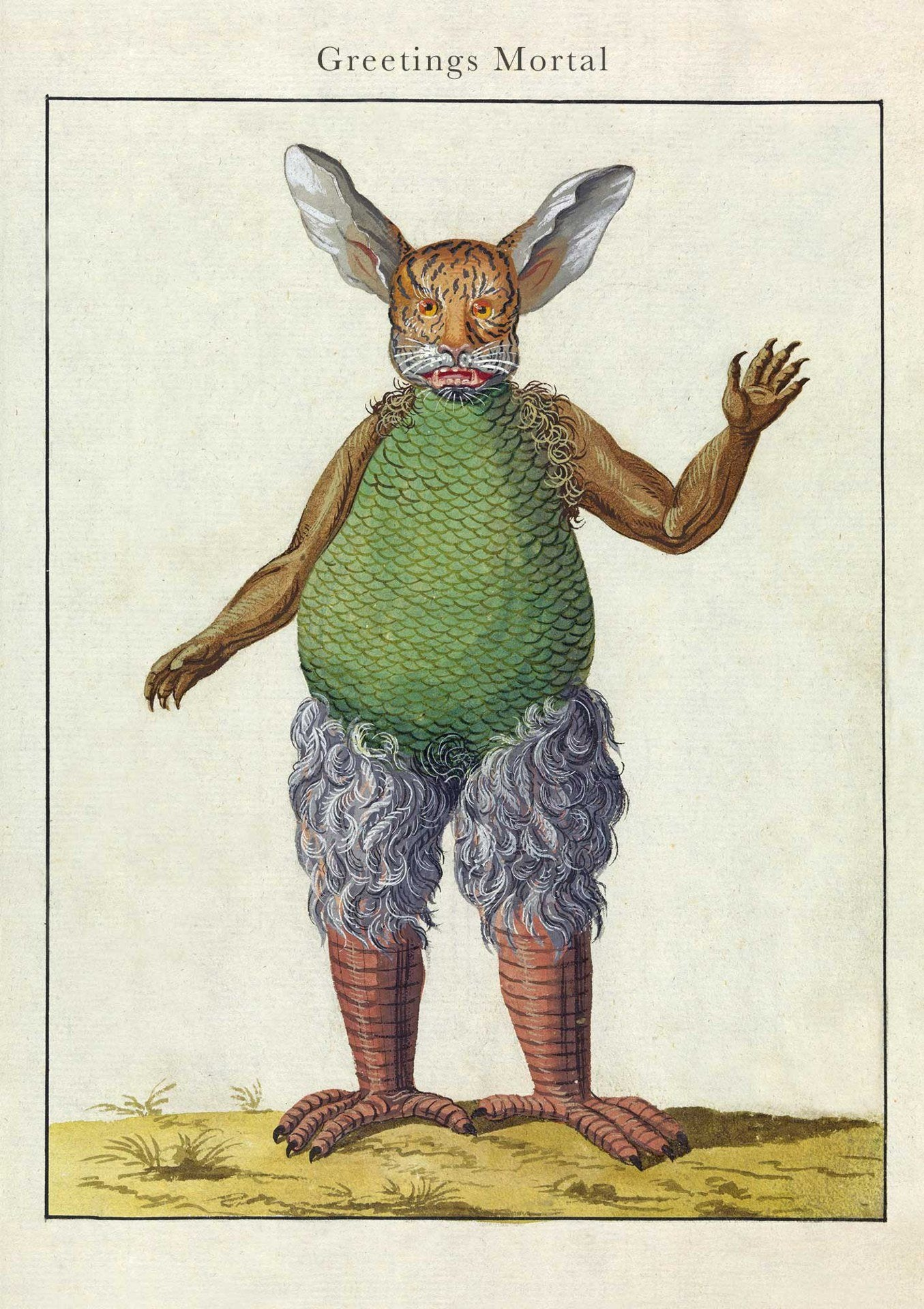 The Pattern Book Bunny Demon