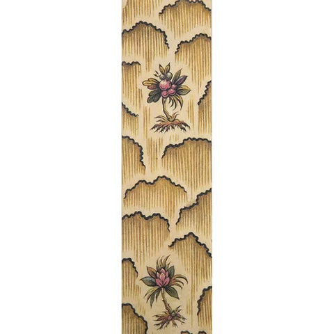 Floral Pattern Bookmark
