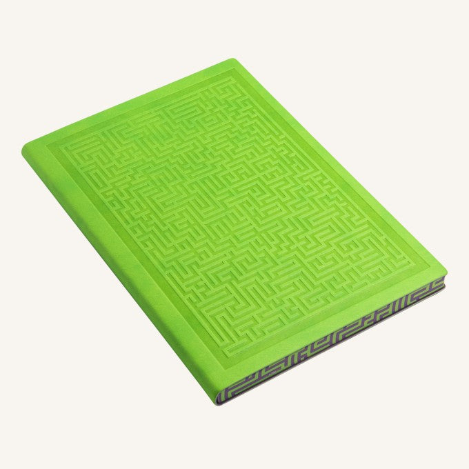 Daycraft Signature Amazer Notebook (A5, Lined, Green)