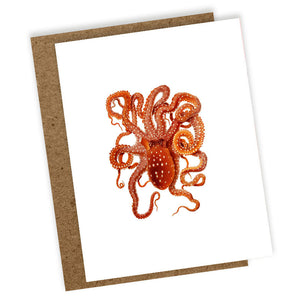 These Arms Mini Greeting Card, Blank