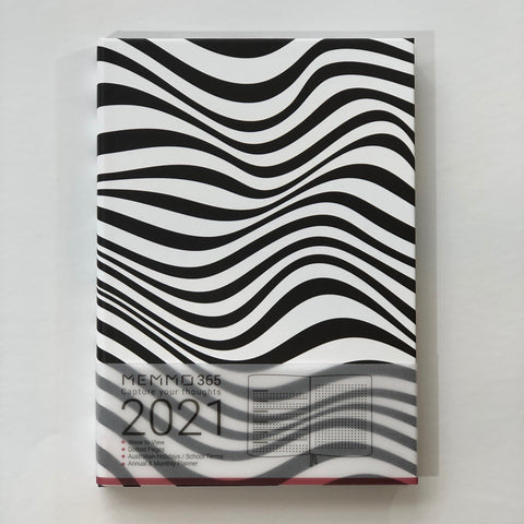 Psychedelic 365 LUXE 2021 Week-To-View Diary (A5)