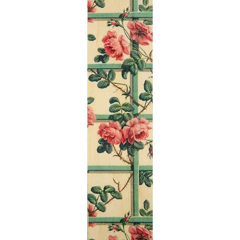 Rose Fence Bookmark