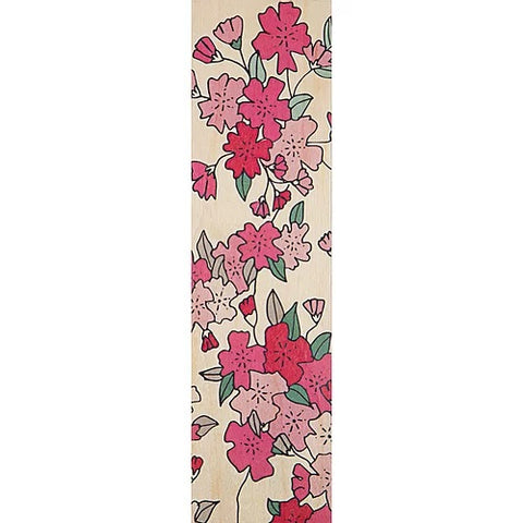 Wall of Flowers Bookmark
