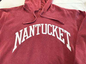 Nantucket Arch Hooded Sweatshirt by Comfort Colors