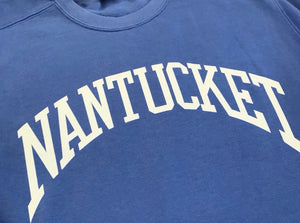 Nantucket Arch Crew Sweatshirt by Comfort Colors