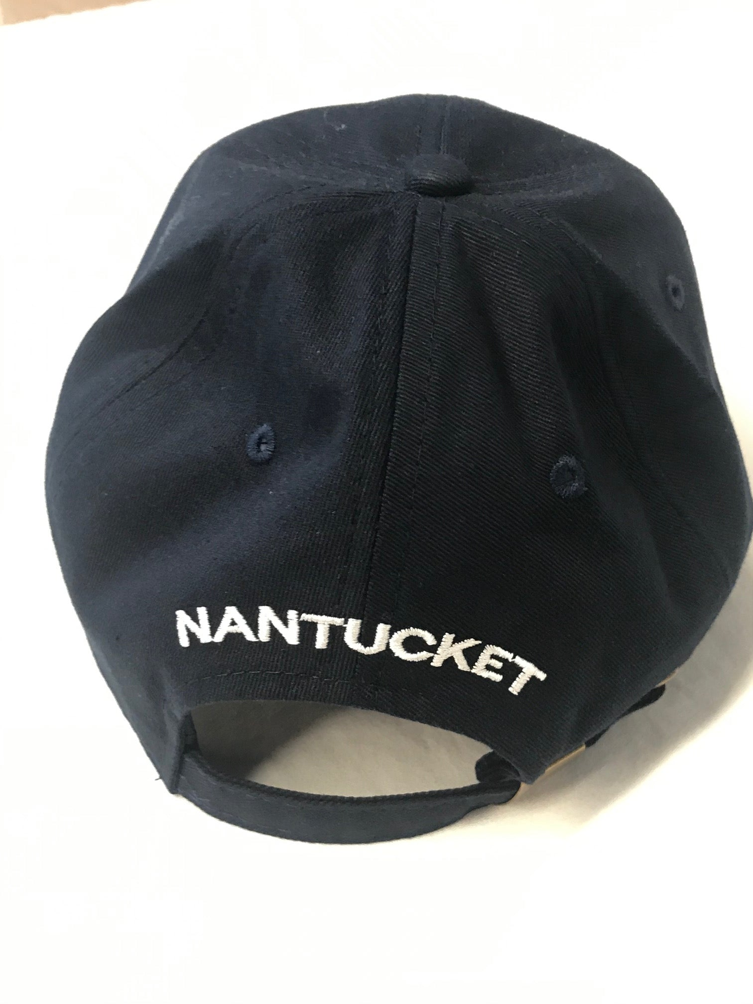 Nantucket Island -Garment Washed Hats