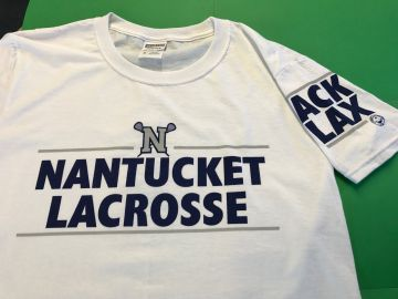 Nantucket Lacrosse Tee