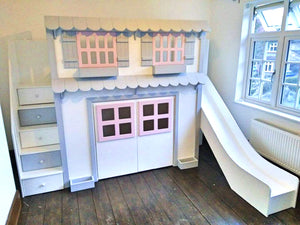 Monroe Villa Style Playhouse Bed