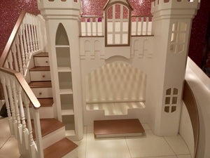 Luxury Castle Themed Bunk Bed