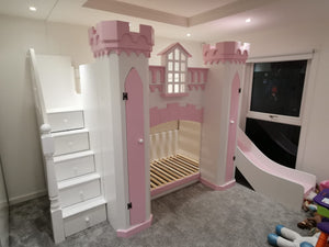 Taylor Castle Themed Bunk Bed
