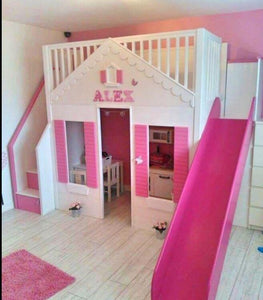 Andi Playhouse Bed
