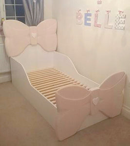 Bow Themed Low Sleeper Bed