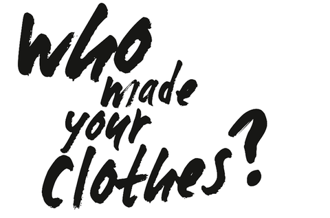 Who made your clothes? Fashion revolution