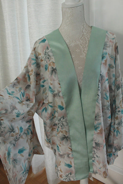 Kimono haori jacket outerwear perfect for summer wardrobe