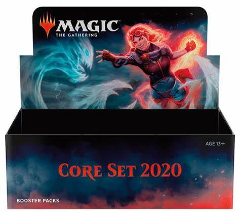 Magic 2020 Booster Box | Myrtle Beach Games & Comics
