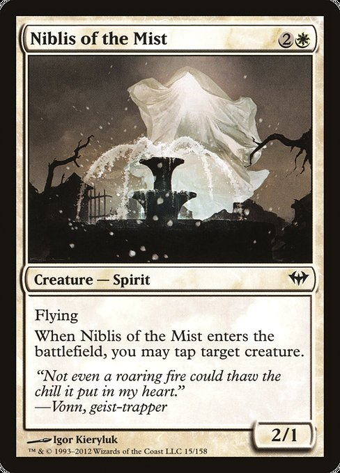 Niblis of the Mist [Dark Ascension] | Myrtle Beach Games & Comics