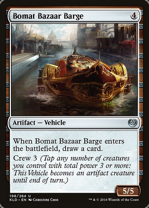 Bomat Bazaar Barge [Kaladesh]  | My Pop Culture | New Zealand
