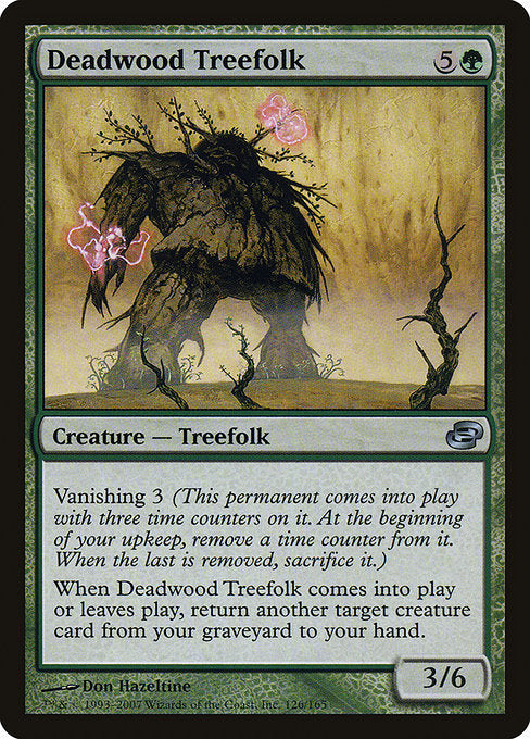 Deadwood Treefolk [Planar Chaos] | Myrtle Beach Games & Comics