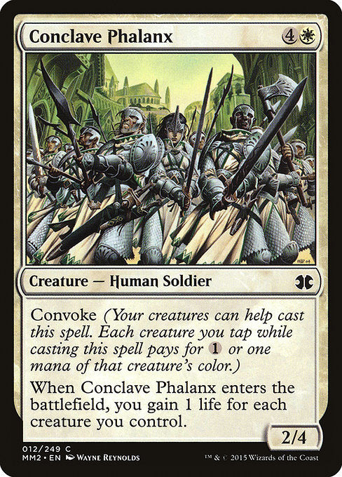 Conclave Phalanx [Modern Masters 2015]  | My Pop Culture | New Zealand