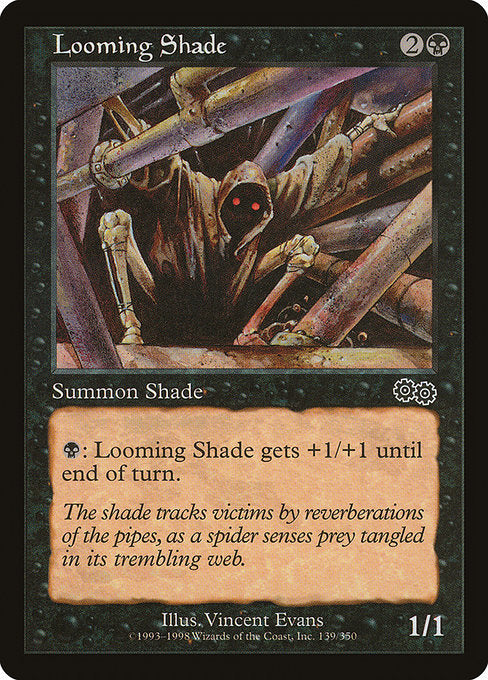 Looming Shade [Urza's Saga] | Myrtle Beach Games & Comics