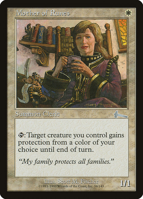 Mother of Runes [Urza's Legacy] | Myrtle Beach Games & Comics