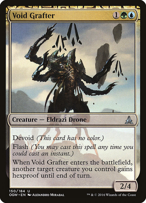 Void Grafter [Oath of the Gatewatch] | Myrtle Beach Games & Comics