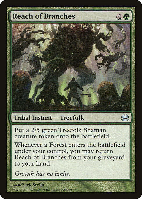 Reach of Branches [Modern Masters]  | My Pop Culture | New Zealand