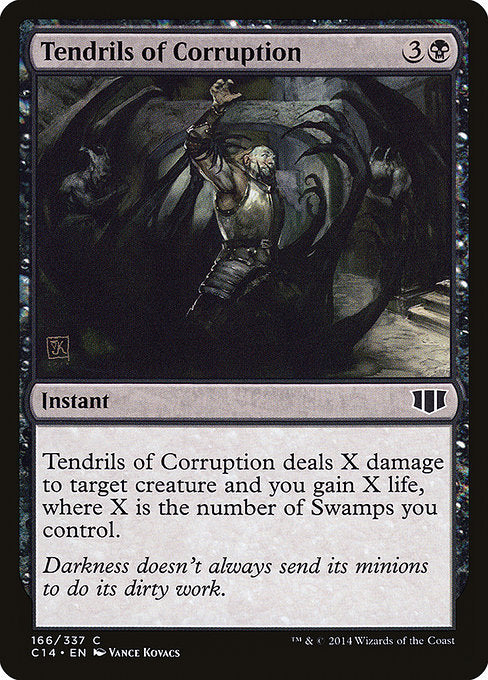 Tendrils of Corruption [Commander 2014] | Myrtle Beach Games & Comics