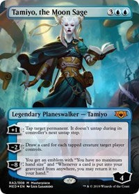 Tamiyo, the Moon Sage [Mythic Edition: Ravnica Allegiance] | Myrtle Beach Games & Comics