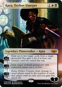 Kaya, Orzhov Usurper [Mythic Edition: Ravnica Allegiance]  | My Pop Culture | New Zealand