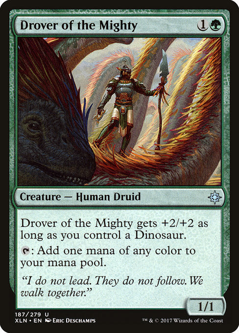 Drover of the Mighty [Ixalan] | Myrtle Beach Games & Comics