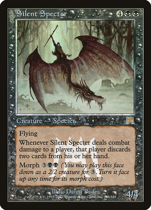 Silent Specter [Prerelease Events] | Myrtle Beach Games & Comics