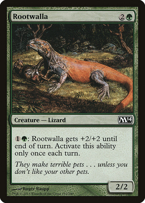 Rootwalla [Magic 2014] | Myrtle Beach Games & Comics