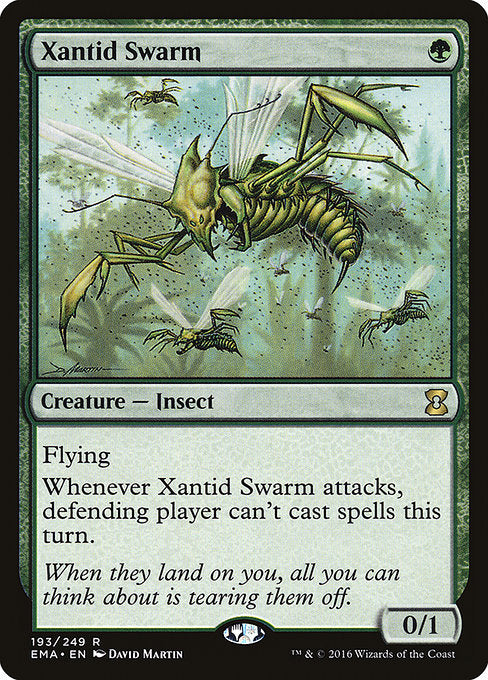 Xantid Swarm [Eternal Masters] | Myrtle Beach Games & Comics