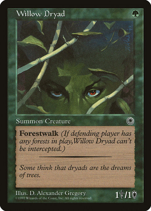 Willow Dryad [Portal] | Myrtle Beach Games & Comics