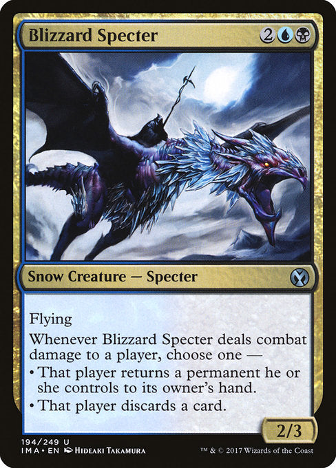 Blizzard Specter [Iconic Masters] | Myrtle Beach Games & Comics