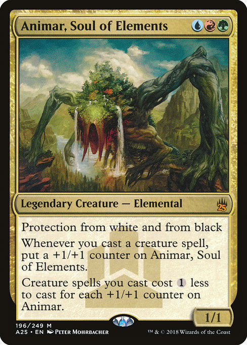 Animar, Soul of Elements [Masters 25]  | My Pop Culture | New Zealand