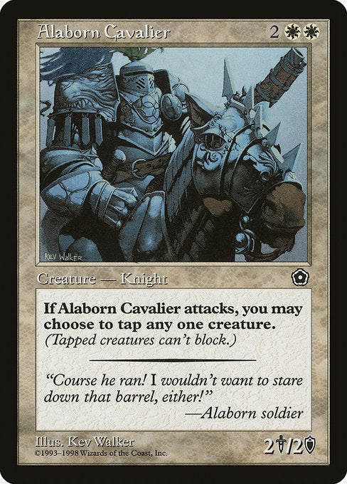 Alaborn Cavalier [Portal Second Age] | Myrtle Beach Games & Comics