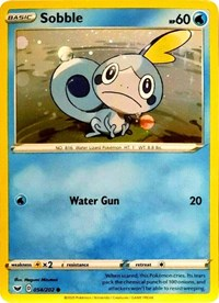 Sobble - 54/202 (Cosmos Holo) (054/202) [Miscellaneous Cards & Products] | Myrtle Beach Games & Comics