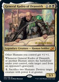 General Kudro of Drannith [Prerelease Cards] | Myrtle Beach Games & Comics