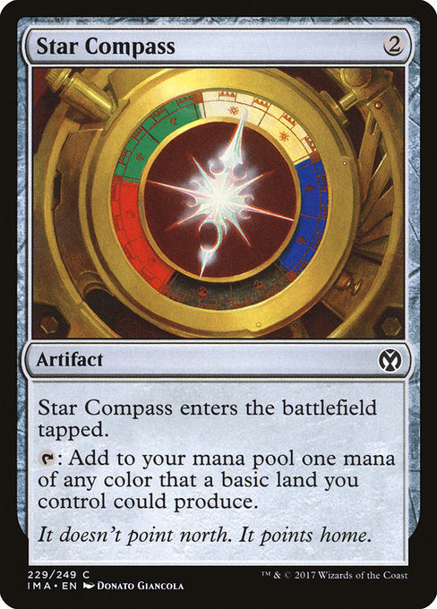 Star Compass [Iconic Masters] | Myrtle Beach Games & Comics
