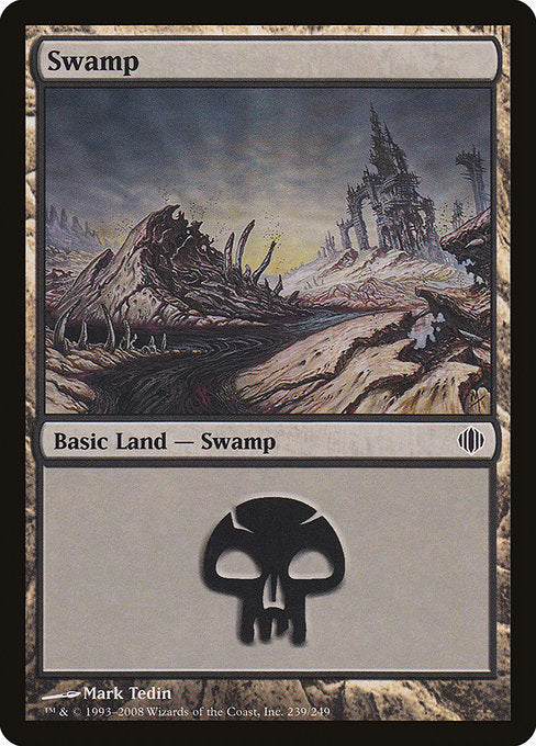 Swamp [Shards of Alara] | Myrtle Beach Games & Comics