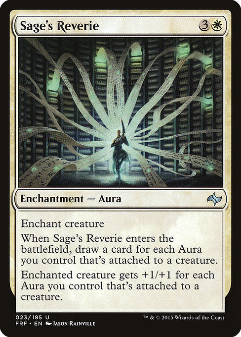 Sage's Reverie [Fate Reforged] | Myrtle Beach Games & Comics