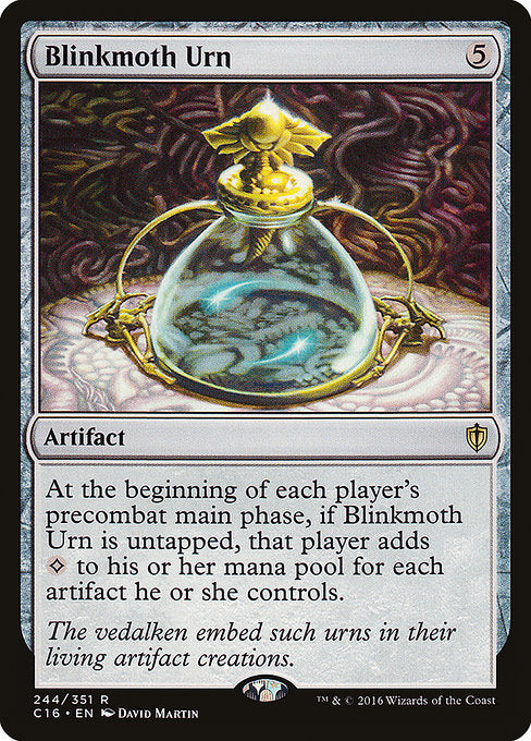 Blinkmoth Urn [Commander 2016]  | My Pop Culture | New Zealand